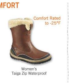 Women's Taiga Zip Waterproof