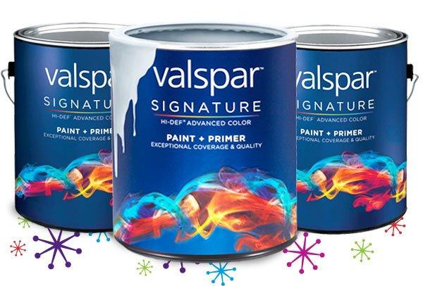 Shop Valspar Paint »