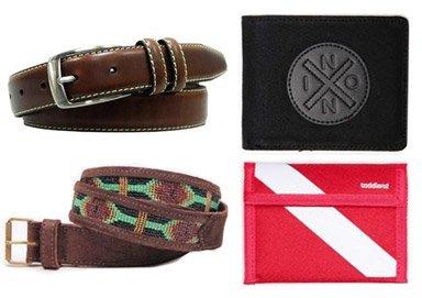 Shop Belts & Wallets