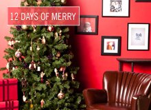 The 12 Days of Merry Time to Trim the Tree