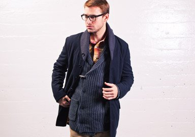 Shop Carapace: Shawl Collar Looks & More