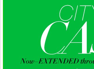 Enjoy One Extra Day to Redeem your City Cash! Find a Store!