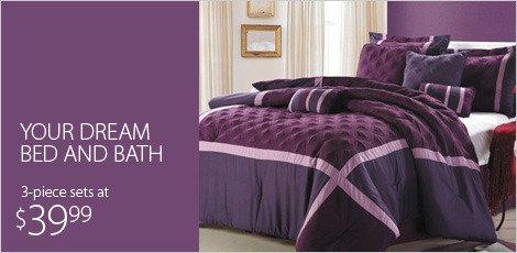 Dream Bed & Bath