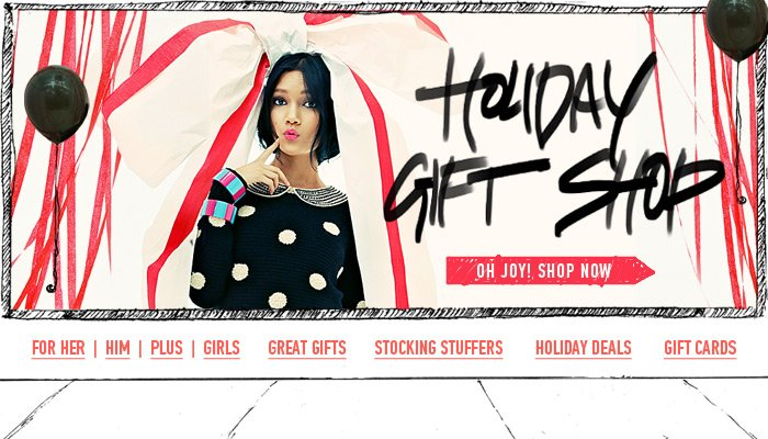 Our Holiday Gift Shop is Here! - Shop Now