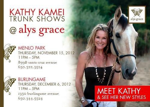 Kathy Kamei Trunk Shows
