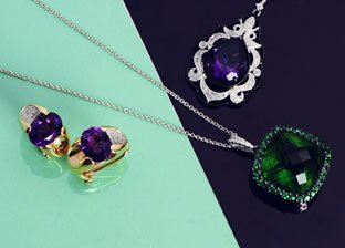 Touch of Color: Gemstone Jewelry