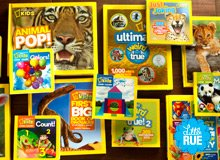 National Geographic Kids' Books, Maps, & More