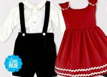 The Kids' Holiday Wardrobe Princess Linens & More