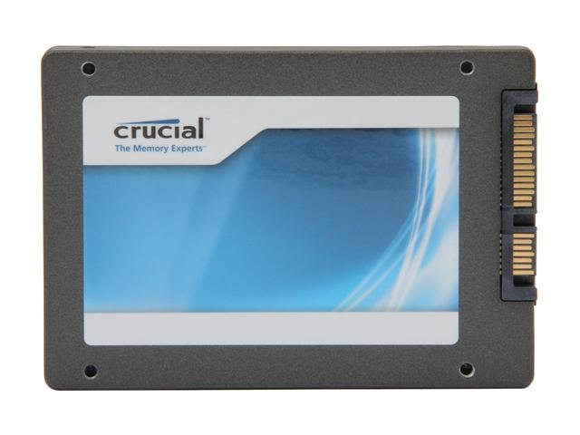 Crucial M4 CT128M4SSD2 2.5 Inch 128GB SATA III MLC Internal Solid State Drive (SSD)