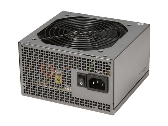Antec NEO ECO 520C 520W Continuous Power ATX12V v2.3 / EPS12V 80 PLUS Certified Active PFC Power Supply