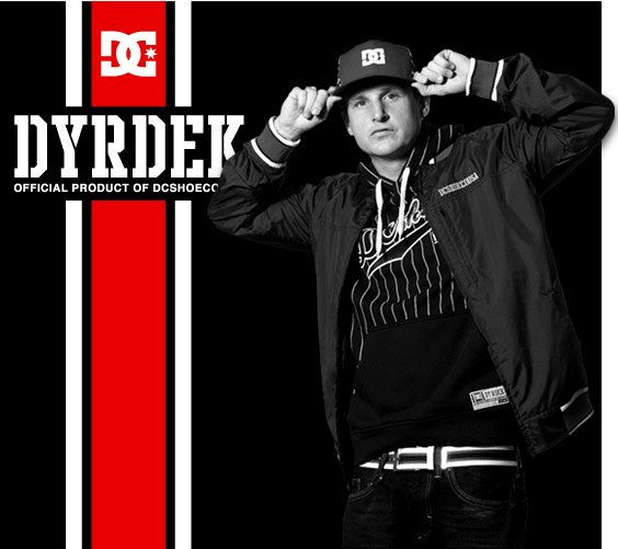 Dyrdek Official Product of DC Shoes
