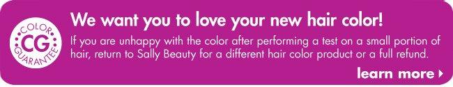 Color Guarantee