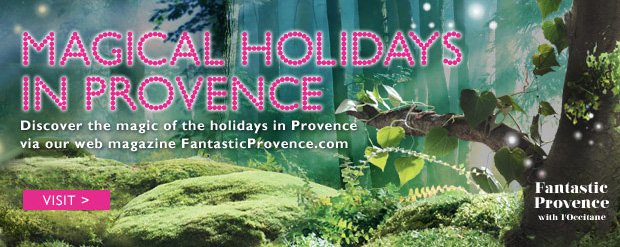 Magical Holiday in Provence