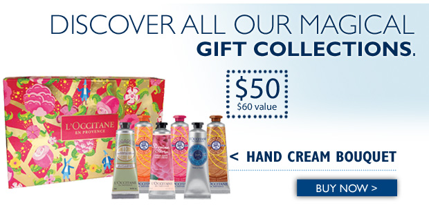 Hand Cream Bouquet $50 ($60 Value) Buy Now