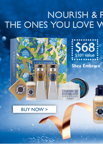 Shea Embrace $68 ($101 Value) Buy Now
