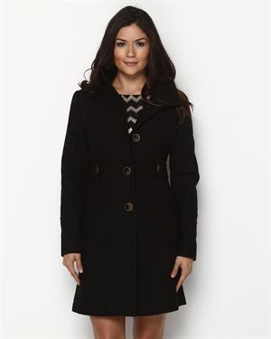 Nine West Wool-Blend Coat $45