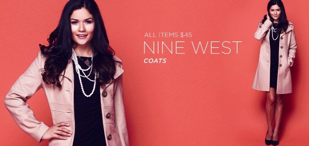 Nine West coats