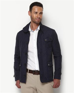Burberry Men's Quilted Jacket - Made In London $269