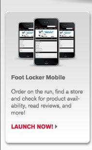 Foot Locker Mobile