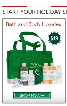 Bath and Body Luxuries