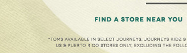Find a Journeys Store Near You!