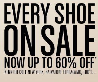 Every Shoe on Sale