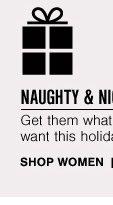 Naughty & Nice Gift Guide