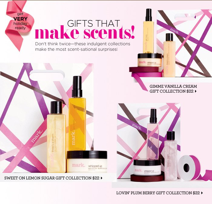 Gifts that make scents!