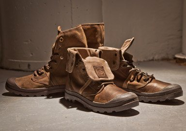 Shop Hit the Pavement: Palladium Boots