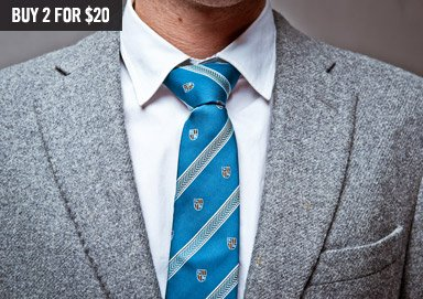 Shop Preppy Patterned Ties & More