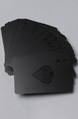 The Black Deck of Cards