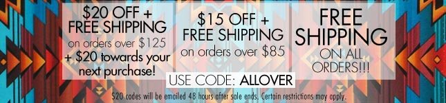 $20 OFF + Free Shipping