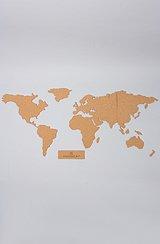 The Corkboard Map