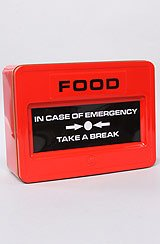 The Emergency Food Tin