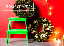 The 12 Days of Merry Deck the Front Door