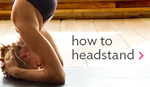how to headstand