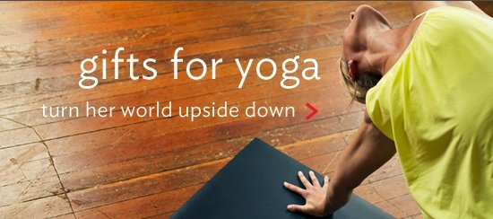 gifts for yoga
