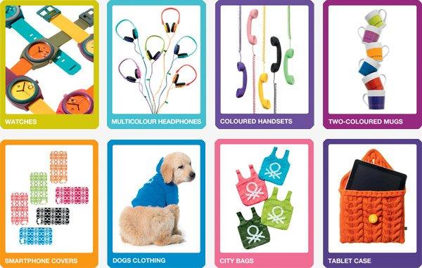 Benetton Gift Ideas