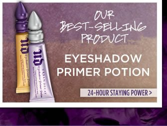 Our Best-Selling Product - Eyeshadow Primer Potion: 24-Hour Staying Power >