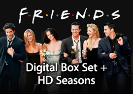 Friends - Digital Box Set + HD Seasons