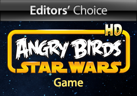 Editors' Choice: Angry Birds Star Wars - Game