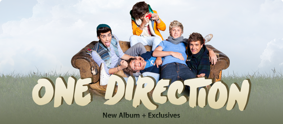 One Direction - New Album + Exclusives