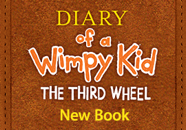 Diary of a Wimpy Kid (Book 7) - New Book