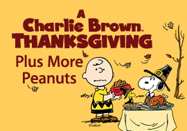A Charlie Brown Thanksgiving - Plus More Peanuts