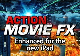 Action Movie FX - Enhanced for the new iPad
