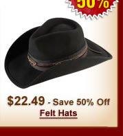 $22.49 Hats