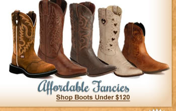 Affordable Fancies Boots Under $200