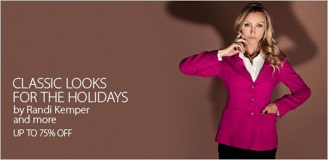 Classic looks for holiday by randi kemper and more