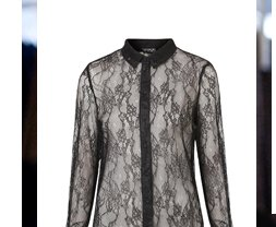 All Over Lace Shirt