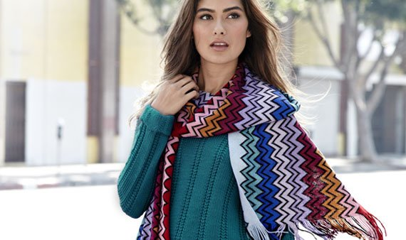 Missoni Scarves   - Visit Event